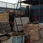 産業廃棄物コンテナ